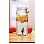 Circleware Lancaster Beverage Dispenser with Locking Lid 3.75L