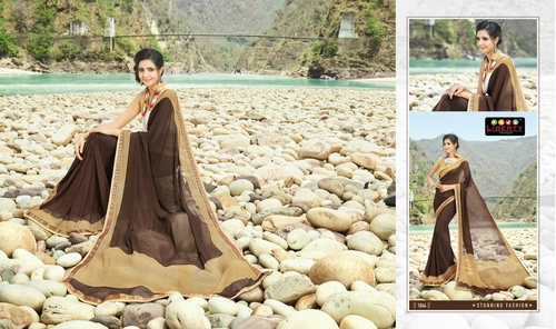 Designer Latest Fashion Saree