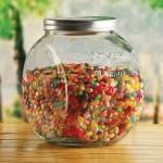 Circleware Yorkshire cookie jar metal lid