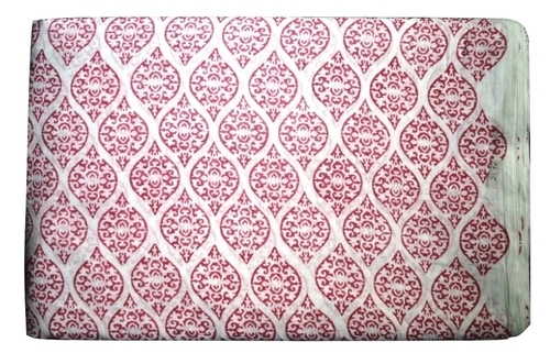Hand Block  Printed  Cotton  Jaipuri  Fabric