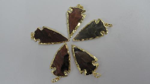 Arrowhead Stone Pendant
