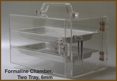 Formaline Chamber 2 Tray