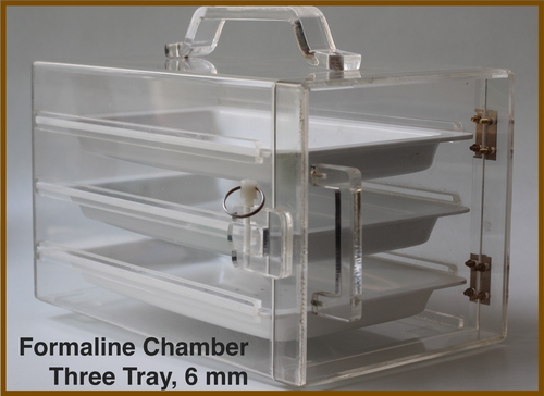 Formaline Chamber 3 Tray