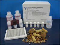 Immunolab Test Kits for Gluten Peanuts Walnut Almond