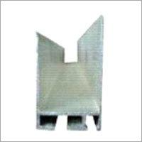Aluminium Invisible Flange