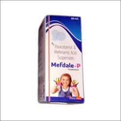MEFDALE P SUSPENSION