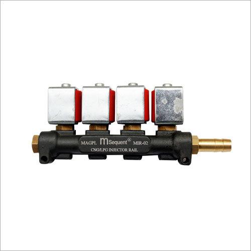 Gas Rail Injector