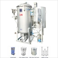 HTHP Vertical Dyeing Machine