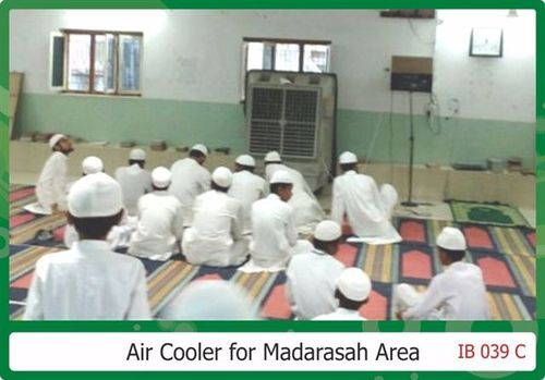 Air cooler for madarasah area