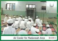Air cooler for madarasah area