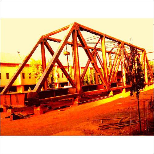 Railway Bridge Fabrication Services