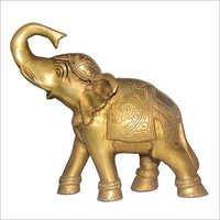 16cm Brass Elephant