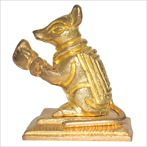 5 Cm Brass Mouse
