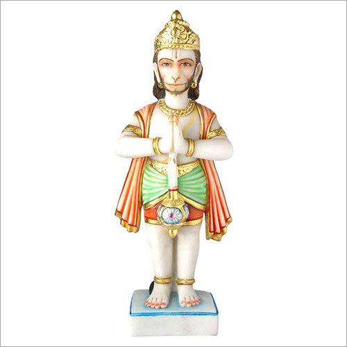 Marble Hanuman Idol