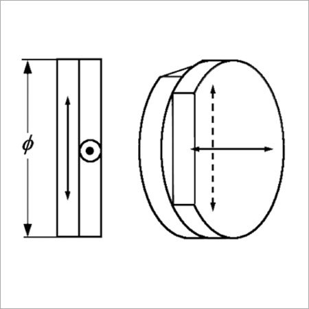 Optically Contact Zero Order Waveplate