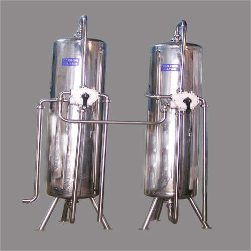 Industrial Sand Filter