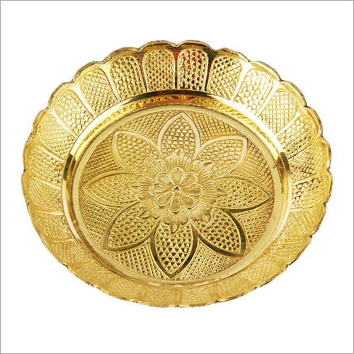 Brass Carving Plate