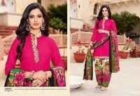 Patiyala Cotton Salwar Kameez