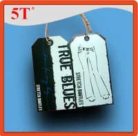 NEW INSPIRATION TRUE BLUES STRETCH BOOTLEG HANG TAGS