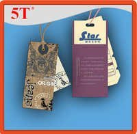 Without Papers Top Quality Famous Jeans Hang Tags