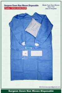 Surgeon Gown Non Woven Disposable