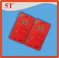 Foil Stamping and Logo Embeded Hang Tags
