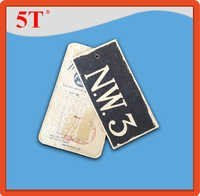 Full Color Printing Paper Hang Tags for bags shoes and garments