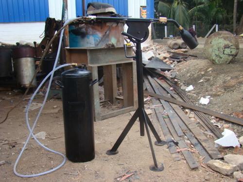 VS Compressed Air Protable Oil Burner