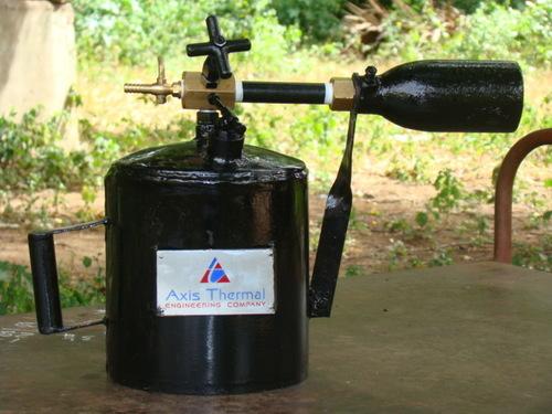 Portable Oil Burner