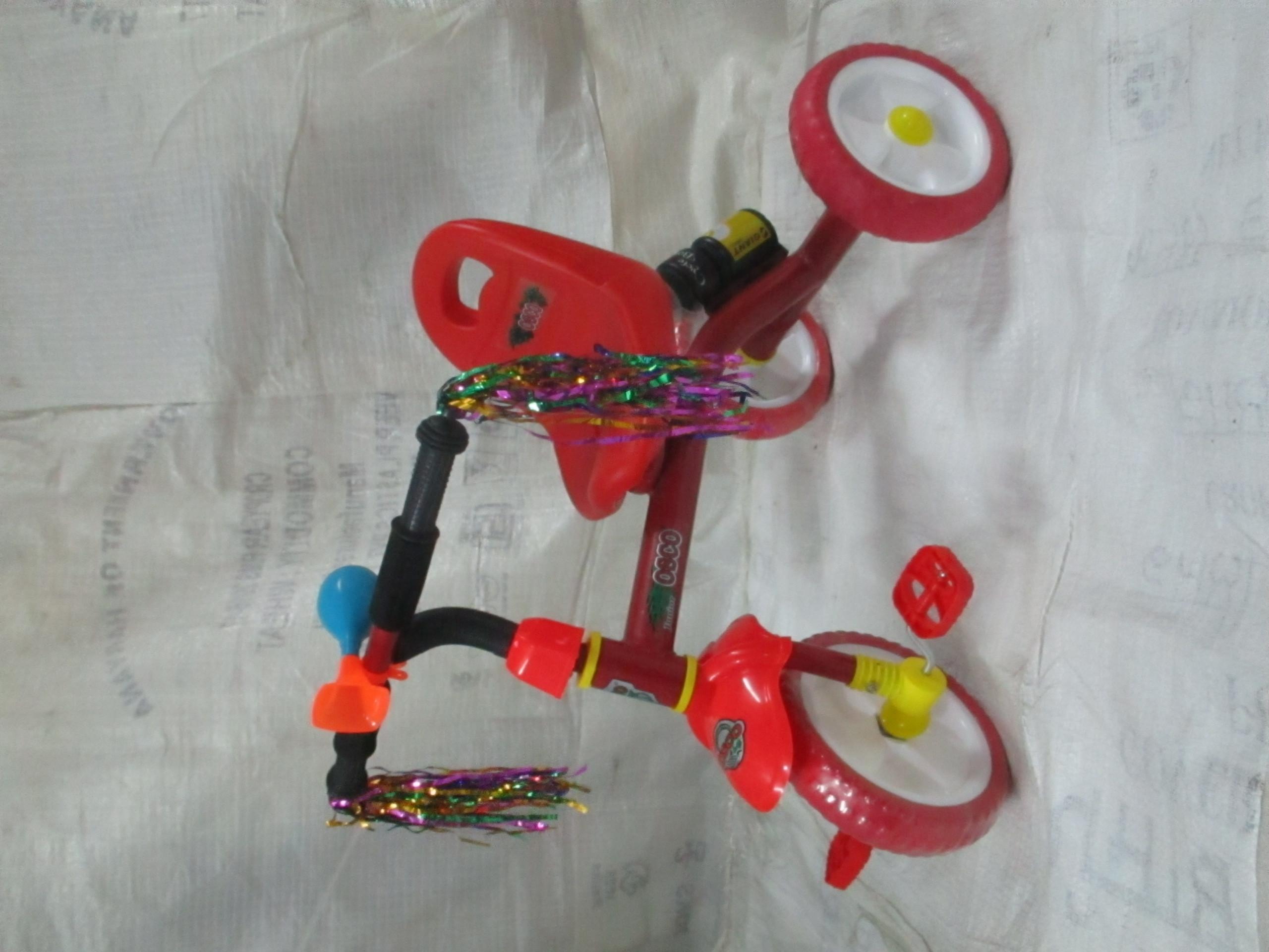 Single Band Zapak Tricycle