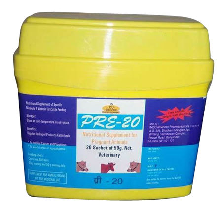 PRE 20 Veterinary Nutritional Supplement