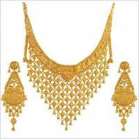 Artificial Gold Necklace