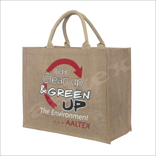 Jute Promotional Bags