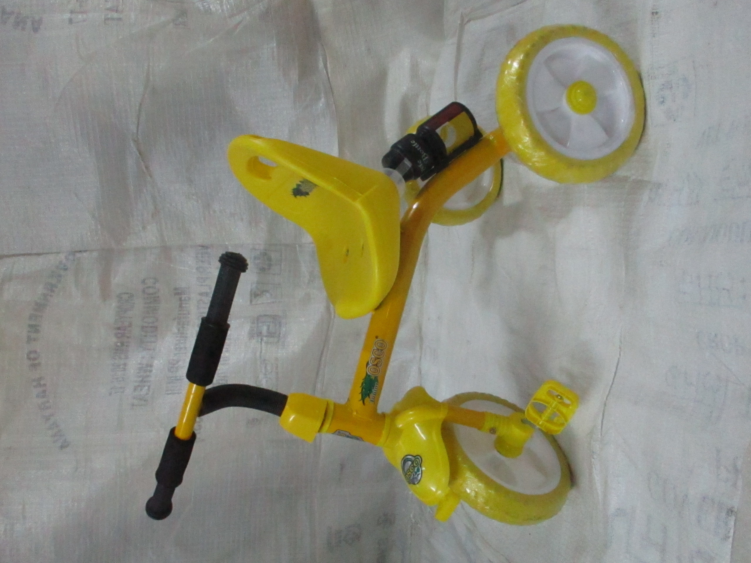 Zapak Double Band Tricycle