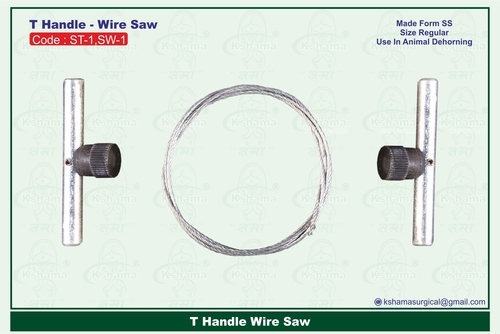T Handle Wire Saw