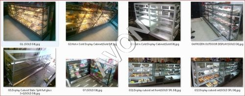 Display Coolers ( Frost Free )