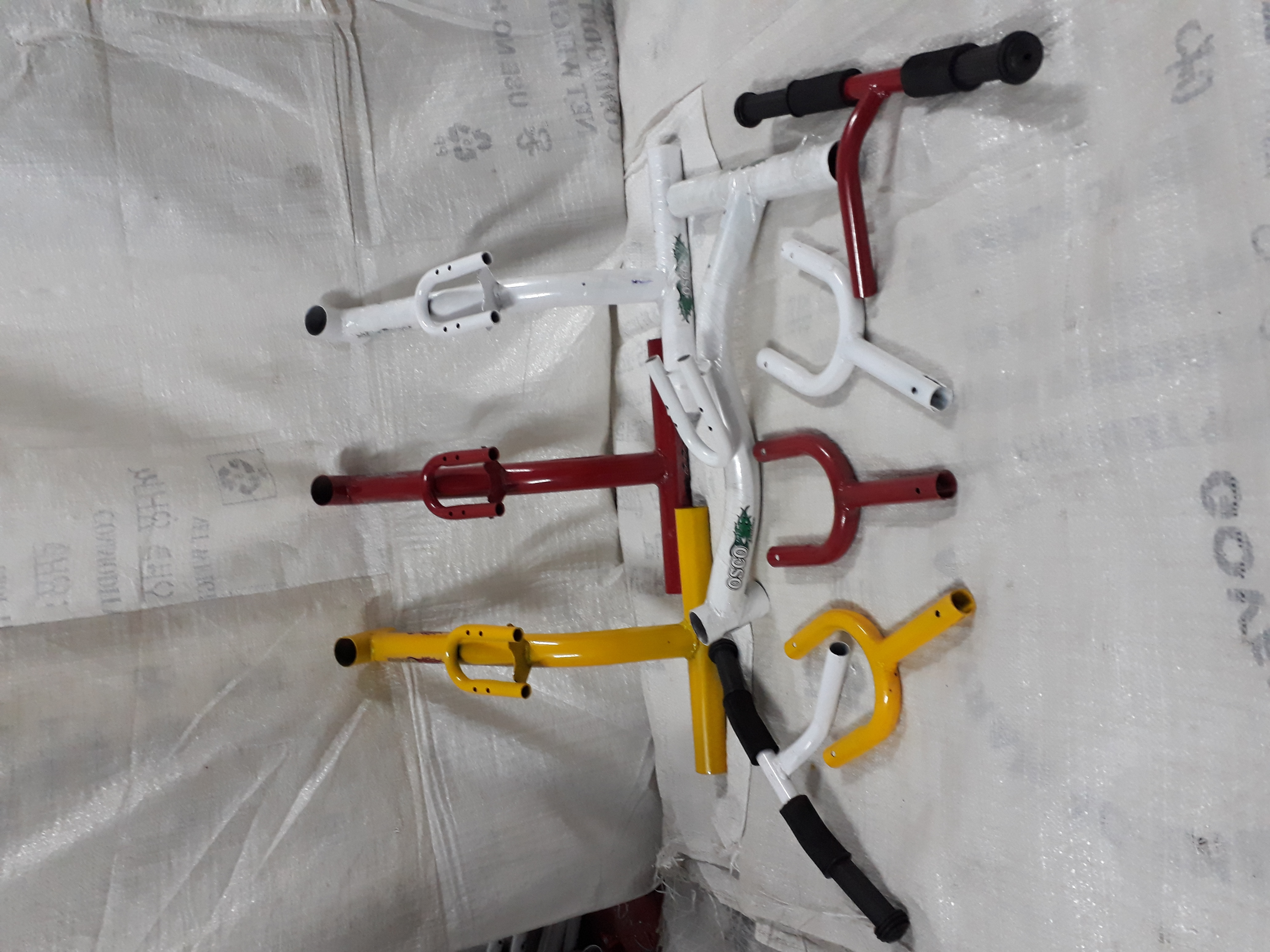 Zapak Tricycle Frame