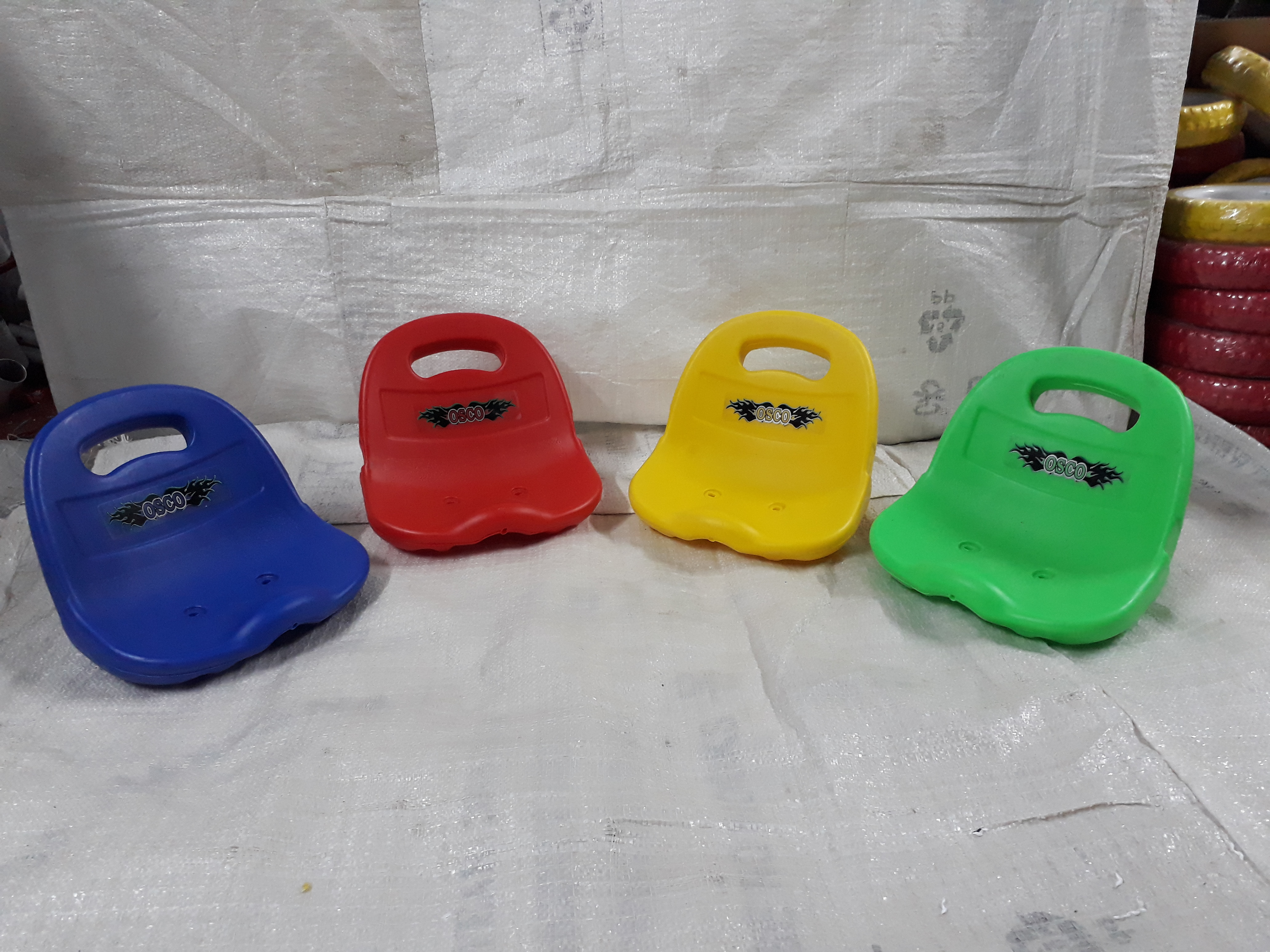 Zapak Baby Tricycle Seat