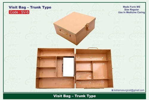 Visit Bag – Trunk Type Made Form MS