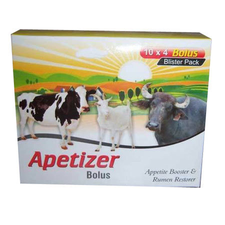 Veterinary Apetizer Bolus
