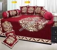 KC FLORAL BUNCH DESIGN DIWAN SET