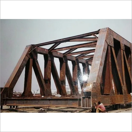 All type of Indian Railway Bridge Fabrication Service
