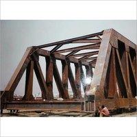 All type of Indian Railway Bridge Fabrication Service