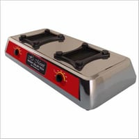 Two Burner Solar Stove