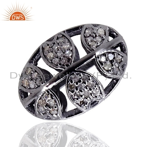 Pave Diamond Necklaces