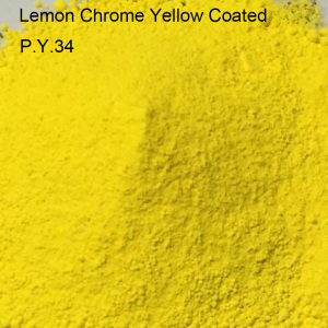 LEMON CHROME 34