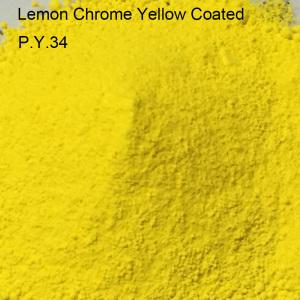 LEMON CHROME 34