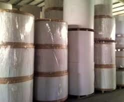 White Paper Coating Roll