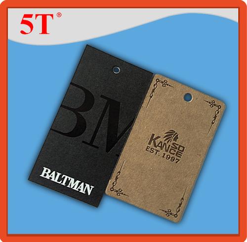 Baltman UV Printing Hangtags