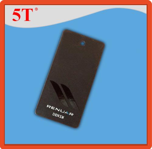 UV Varnish Printed Price Tags